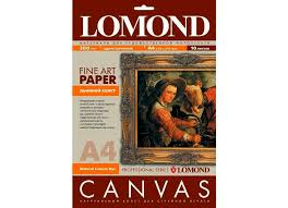 <b>Lomond Fine Art Natural</b> Canvas Dye А4, 300 г/м2, 10 листов ...