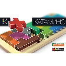 """""""<b>Катамино</b>"""" <b>настольная игра</b>, <b>Gigamic</b>"""
