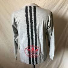 adidas <b>Long Sleeve Vintage</b> T-Shirts for Men for sale | eBay