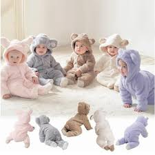 Newborn Infant Spring Baby Romper Infant <b>Girl Cute Rabbit</b> Boy ...