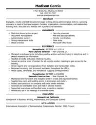 best resume examples for your job search   livecareerresume example