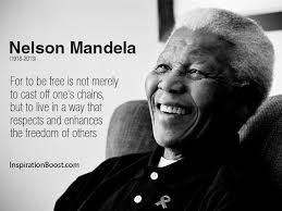Nelson Mandela Freedom Quotes | Inspiration Boost | Inspiration Boost