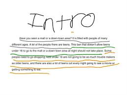 what is an introduction paragraph introductions   the writing center