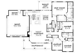 Ranch House Plans   Brightheart     Associated Designs    Ranch House Plan   Brightheart     Floor Plan