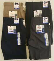 IZOD BIG TALL <b>Cotton</b> Blnd Black <b>Flat</b> Front <b>Performance</b> Dress ...