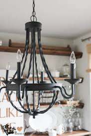 Farmhouse Dining Room Lighting Clearly Modern Semi Flush Ceiling Light Blogg Villa Paprika Living
