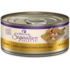<b>Wellness Core Signature</b> Selects Natural Canned Grain Free Wet ...