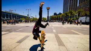 <b>Skateboard</b> Parkour in 8k - Streets of San Francisco! - YouTube