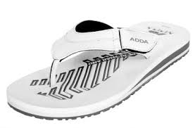 Adda Slippers, White grey - buy at the price of $7.17 in flipkart.com ...