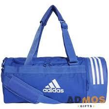 <b>Сумка</b>-<b>рюкзак Convertible Duffle</b> Bag, ярко-синяя оптом под ...