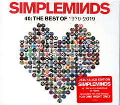 <b>Simple Minds</b> - <b>40</b>: The Best Of 1979-2019 (2019, CD) | Discogs