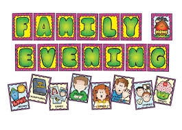 Image result for Family Ho9me Evening Clip ARt