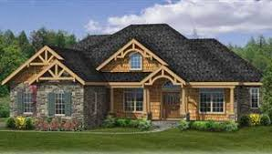 Ranch House Plans  amp  Designs   Simple  amp  Craftsman Styles  THDimage of STURBRIDGE II C House Plan