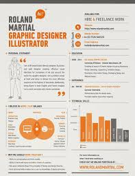 ideas graphic design resumes   resumeseed com    examples of creative cv graphic design illustrator resume