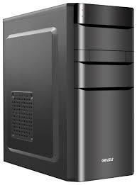 Компьютерный <b>корпус Ginzzu A200</b> Black — купить по выгодной ...
