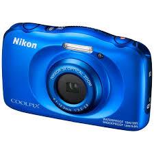 Купить Фотоаппарат компактный <b>Nikon</b> Coolpix W100 <b>Blue</b> ...