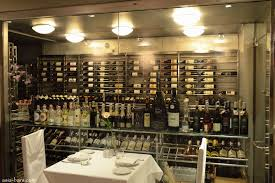 interior design awesome restaurant excelling awesome portable wine cellar