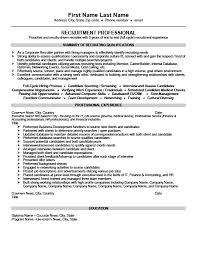 senior recruiter or consultant resume template premium resume senior recruiter or consultant nurse recruiter resume