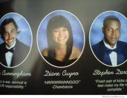 25 Funniest Yearbook Quotes To Date | WeKnowMemes