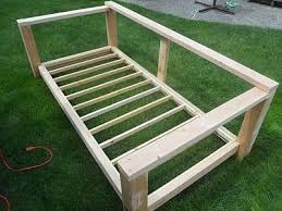 1000 ideas about diy daybed on pinterest daybeds daybed with storage and day bed building frame day bed