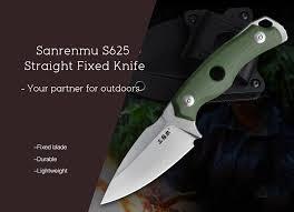 16 с купоном на <b>нож Sanrenmu S625</b> EDC с прямым ...
