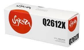 Картридж <b>Q2612X</b> для <b>HP</b> LaserJet 1020, 1010, 1018, LBP-2900 ...