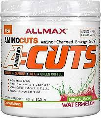 ALLMAX Nutrition <b>Acuts Amino</b> Cuts Watermelon 30 Servings for ...