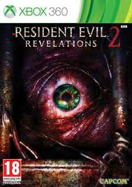 Resident Evil Revelations 2 RGH Xbox 360 Español +DLC Mega