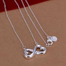 Ожерелье 925 <b>Серебряное</b> ожерелье 925 <b>Серебряное</b> модное ...