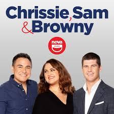 Chrissie, Sam & Browny