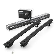 <b>Багажник THULE WingBar</b> черный (на широкие рейлинги) Длина ...