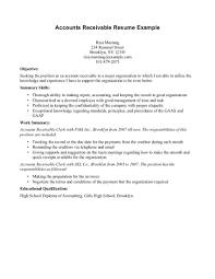 accounts receivable clerk resume s clerk lewesmr sample resume accounts receivable clerk resume objective sle