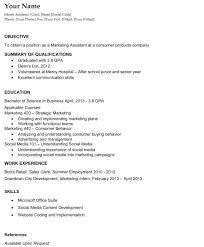example resume job objective best resume and letter cv example resume job objective resume objective examples and writing tips the balance resume objective for any
