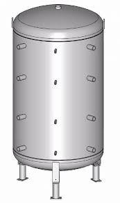 <b>Буферная емкость ACV</b> LCA P (300 л.) напольный купить в ...