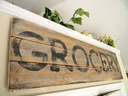 Vintage Farmhouse Kitchen Decor Kitchen Sign Decor Miserv