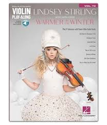<b>Lindsey Stirling Warmer</b> In The Winter Violin Play-Along Book