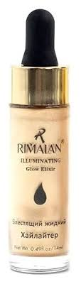 Rimalan <b>Жидкий хайлайтер</b> Illuminating Glow Elixir — купить по ...