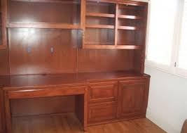built in home office furniture and desks 96 built office furniture