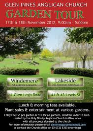 garden tour glen innes anglican church this year