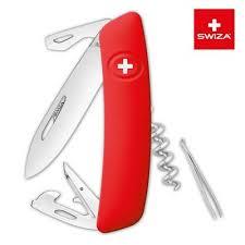 KNI.0030.1001 - <b>Швейцарский нож SWIZA D03</b> Standard, 95 мм ...