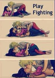 Play fighting | Funny Quotes | Pinterest | Play Fighting ... via Relatably.com