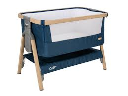 <b>Колыбель Tutti Bambini CoZee</b> Oak and Midnight Blue 211205/3594