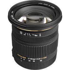 <b>Sigma AF</b> 17-50mm f/2.8 EX DC OS HSM <b>Nikon</b> F ( купить в ...