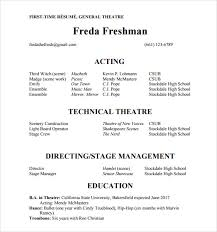 acting resume sample no experience   easy resumes for you     acting resume sample no experience