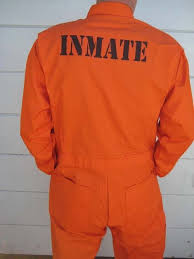 Image result for jumpsuit orange for jail