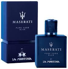 <b>Туалетная</b> вода La Martina Maserati Pure Code Blue — стоит ли ...
