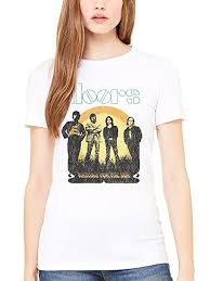 Official <b>The Doors Waiting</b> for The Sun Women's T-Shirt: Amazon.co ...