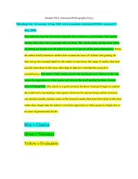 Annotated bibliography mla help   Pure Photography  amp  Design
