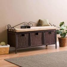 storage bench for living room: living room bench seating storage imager dev