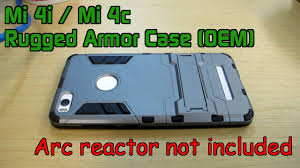 <b>Xiaomi</b> Mi 4i / Mi 4c - <b>Shockproof</b> Hybrid Rugged Armor <b>Case</b> ...